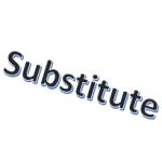 ファイルメーカー関数 Substitute
